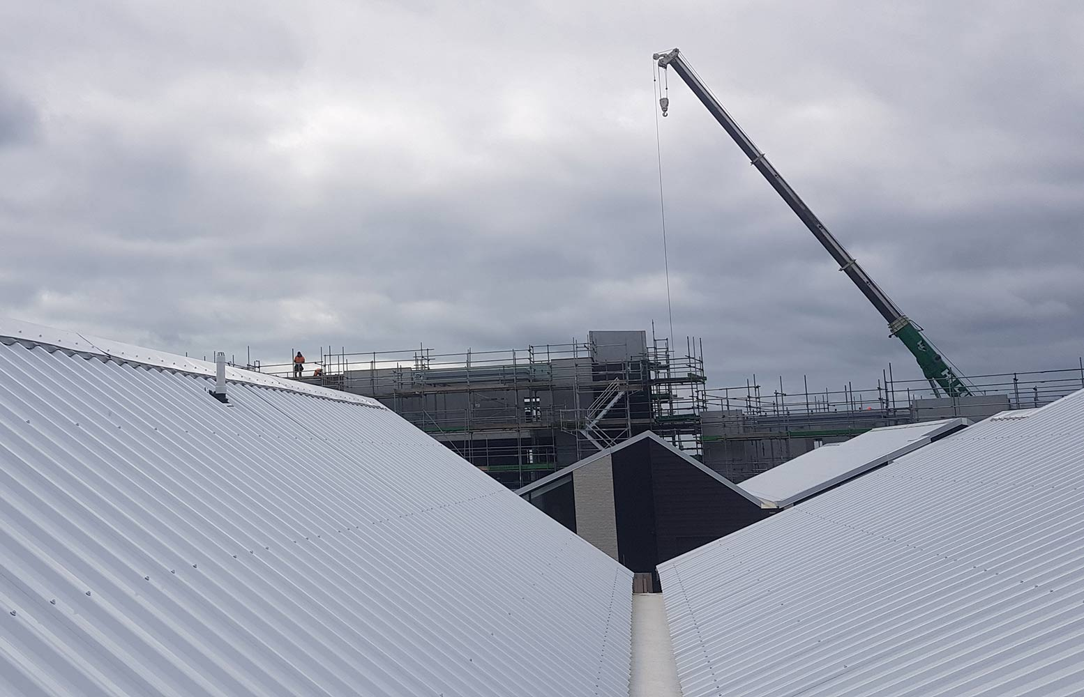 Commercial Roofing Company Auckland
